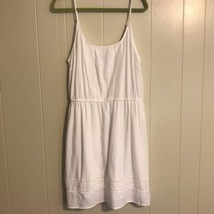 NWT Old Navy Summer Dress in White Sz XL